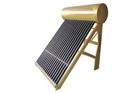 Solar water heater (ZJ-GJ) - Non-pressurized Solar Water Heater