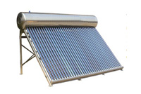 Solar water heater (ZJ-S) - Non-pressurized Solar Water Heater