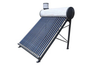 Solar water heater (ZJ-T) - Non-pressurized Solar Water Heater