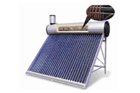 ZJTEX-CP15 - Pre-heated Solar Water Heater
