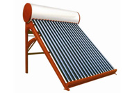 ZJTEX-NP15 - Non-pressurized solar water heater