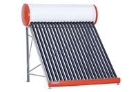 Solar water heater (ZJ-A) - Non-pressurized Solar Water Heater